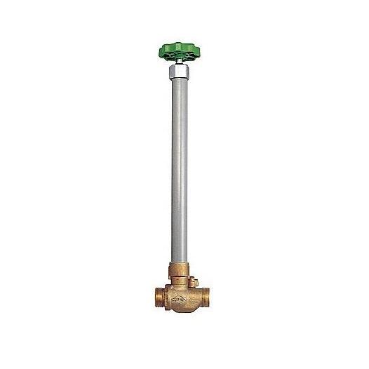 ボール式不凍栓<BR> 水抜栓