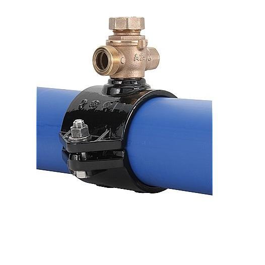 配水ポリエチレン管専用型<BR> POLITEC規格 (A型、EF型 )