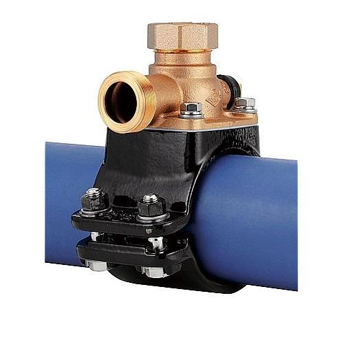 配水ポリエチレン管専用型<BR>浅層埋設対応 HP-FSB