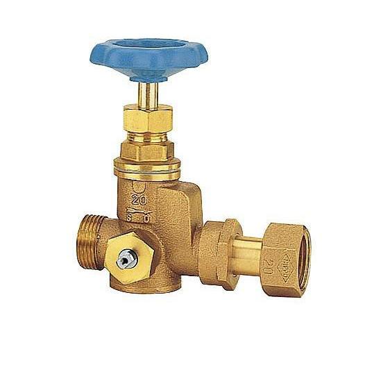 製品情報複式止水栓